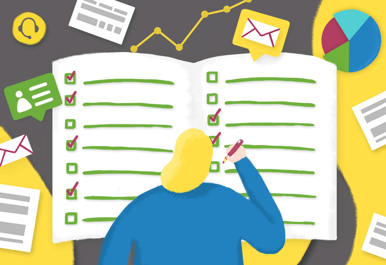 Checklist for Launching Customer Support