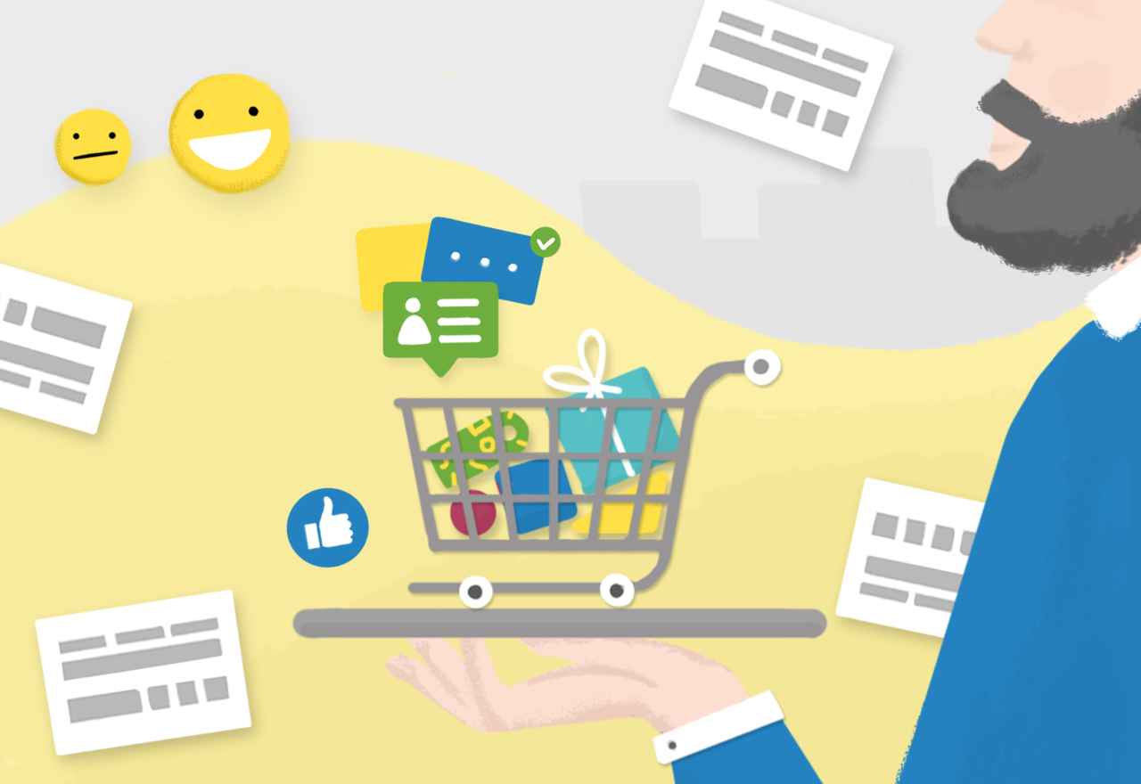 Support for E-Commerce Companies