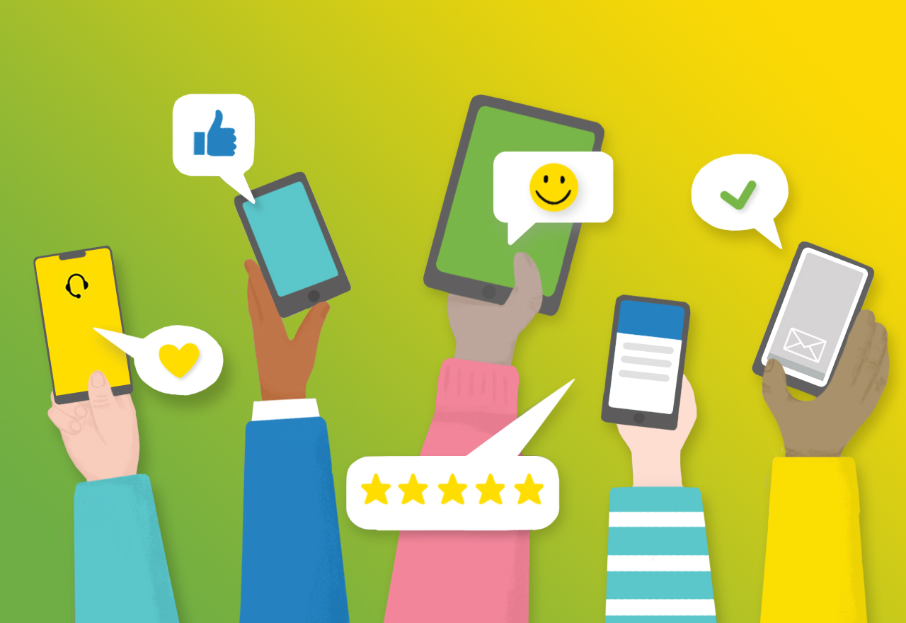 Customer Satisfaction vs. Customer Loyalty